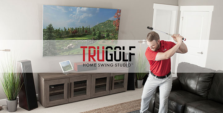 Trugolf Home Studio